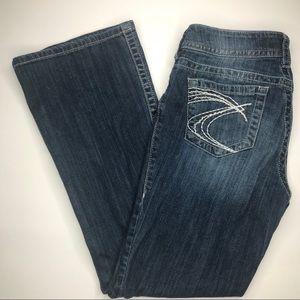 Silver Suki Bootcut Women's Jeans Size 29